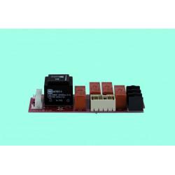 Kit triphasé 400 V pour chauffe-eau SAUTER / EQUATION de marque Centrale Brico, référence: B6402700