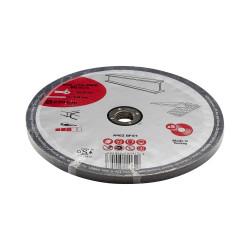 Lot de 5 disques de coupe pour métal, Diam.230 x 1.9 x 22.23 mm de marque Centrale Brico, référence: B6420800
