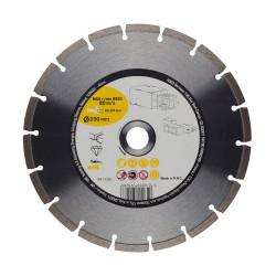 Disque diamant pour béton, Diam.230 mm de marque Centrale Brico, référence: B6421900