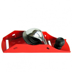 Rabot à main en acier, L.16 mm de marque Centrale Brico, référence: B6423300
