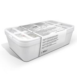 Absorbeur d'humidité et recharge sac, 40 m² de marque Centrale Brico, référence: B6452600
