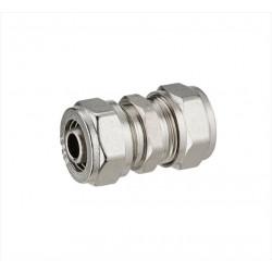 Manchon laiton D.16 pour tube en multicouche à compression de marque Centrale Brico, référence: B6454500