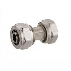 Manchon à compression laiton F 20 x 27 pour tube en multicouche de marque Centrale Brico, référence: B6459800