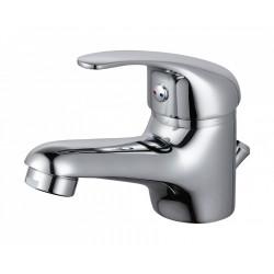 Mitigeur de lavabo chromé Target de marque Centrale Brico, référence: B6498200