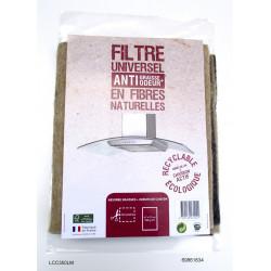 Filtre à charbon pour hotte Lcc350lm de marque Centrale Brico, référence: B6500600