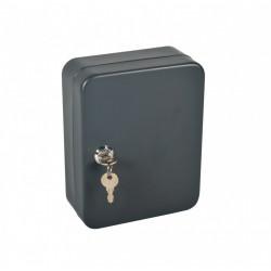 Armoire à clés 20 crochets à clés, l.16 x H.10 x P.8 cm de marque Centrale Brico, référence: B6534000