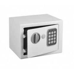 Coffre-fort à code H.15 x l.20 x P.15 cm de marque Centrale Brico, référence: B6536100