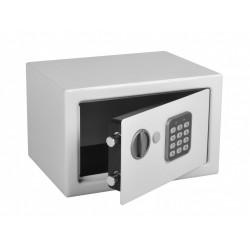 Coffre-fort à code H.18 x l.28 x P.20 cm de marque Centrale Brico, référence: B6536200