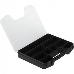 Malette Plastique TERRY STORAGE, l.32.5 x H.5 x P.25 cm de marque Centrale Brico, référence: B6590300