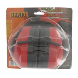 Casque anti-bruit 26 dB professionnel OZAKI PREMIUM avec monture réglable de marque Centrale Brico, référence: B6644400
