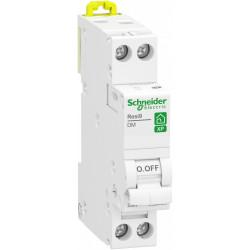 Disjoncteur phase + neutre Resi9 SCHNEIDER ELECTRIC 10 A de marque SCHNEIDER ELECTRIC, référence: B6646300