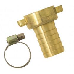 Nez de robinet cannelé(e) 15/21 mm BOUTTE de marque BOUTTE, référence: B6662600