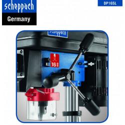 Perceuse à colonne SCHEPPACH Dp16sl, 550 W de marque SCHEPPACH, référence: B6669100