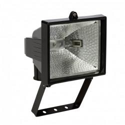 Projecteur à fixer extérieur Tanko R7S, 118 mm 400 W, noir de marque Centrale Brico, référence: B6699300