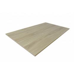 Plateau de table aggloméré dakota, L.120 x l.80 cm x Ep.18 mm de marque Centrale Brico, référence: B6702400