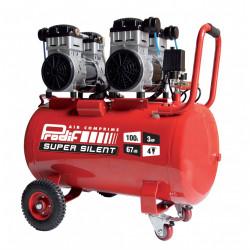 Compresseur d'atelier silencieux PRODIF 100 l 3 cv SIL1003 230 V de marque PRODIF, référence: B6716000