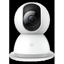 Caméra de surveillance XIAOMI connectée sans fil, blanc Rotative 360° de marque XIAOMI, référence: B6719600