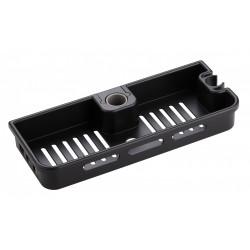 Porte-savon, noir, ROUSSEAU de marque ROUSSEAU, référence: B6728000