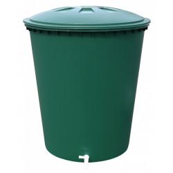 Cuve à eau cylindrique vert 510 l GARANTIA de marque Centrale Brico, référence: J6596100