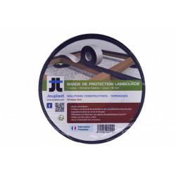 Bande de protection lambourde L.20m x l.7.7 cm de marque Centrale Brico, référence: J6628400