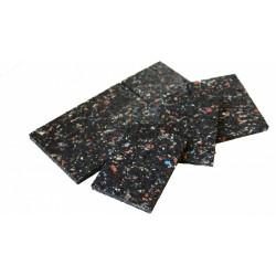 Lot de 48 tampons d'isolation, 90 x 60 x 8 mm de marque Centrale Brico, référence: J6733100