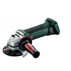 Meuleuse 125 mm 18 V W 18 LTX 125 Quick - Pick+Mix (sans batterie), coffret Metabox de marque Metabo, référence: B6788500