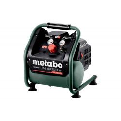Compresseur 18 V Power 160-5 18 LTX BL OF - Pick+Mix (sans batterie) de marque Metabo, référence: B6791800