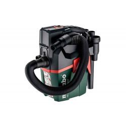 Aspirateur 18 V AS 18 L PC Compact - Pick+Mix (sans batterie) de marque Metabo, référence: B6791900