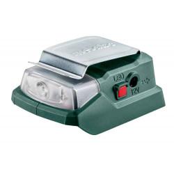 Adaptateur 12 V PowerMaxx PA 12 - Pick+Mix (sans batterie) de marque Metabo, référence: B6796000