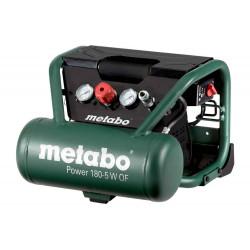 Compresseur Power 180-5 W OF - débit effectif 75 l/min de marque Metabo, référence: B6825400