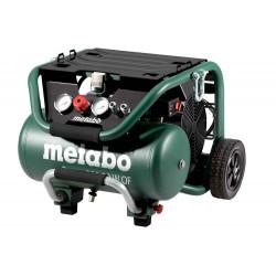 Compresseur Power 400-20 W OF - débit effectif 185 l/min de marque Metabo, référence: B6825700