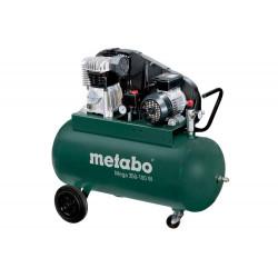 Compresseur Mega 350-100 W - débit effectif 220 l/min de marque Metabo, référence: B6825900