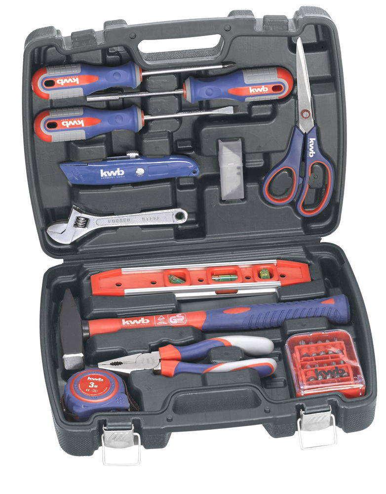 Coffre à outils - 40 pièces