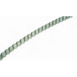 Feuillard ondulé 20 mm (20 mm x 25 m) acier de marque TECHMAN, référence: B1150300