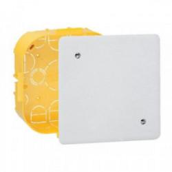Boîte à encastrer pour mur creux 115X115X40 mm de marque LEGRAND, référence: B1220600