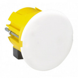 Boite encastrement pour appliqué diamètre 40 mm de marque LEGRAND, référence: B1224800