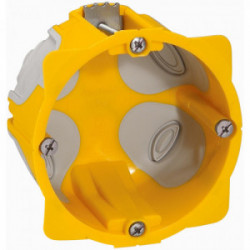 Boîte cloison sèche Energy 1 poste 40mm de marque LEGRAND, référence: B1225300