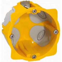 Boîte cloison sèche Energy 3 postes profondeurs 40mm de marque LEGRAND, référence: B1225500