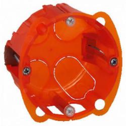 Boite multi materiaux 1 poste profondeur 50mm de marque LEGRAND, référence: B1226800
