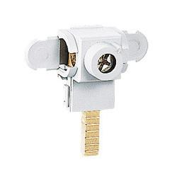Borne d'arrivée peigne d'alimentation - pour câble section 4 à 25 mm² de marque LEGRAND, référence: B1228000
