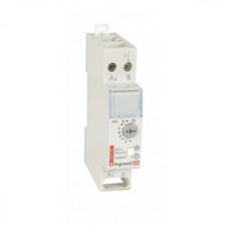 Minuterie 16 A 250 v 50 / 60 hz LEX = porte étiquette de marque LEGRAND, référence: B1242800