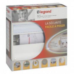 Coffret électrique nu - 1 Rangée de 13 Modules de marque LEGRAND, référence: B1263000