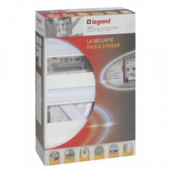 Coffret électrique nu - 2 Rangées de 13 Modules de marque LEGRAND, référence: B1263100