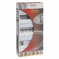 Coffret électrique nu - 3 Rangées de 13 Modules de marque LEGRAND, référence: B1263200