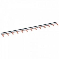 Peigne alimentation 13 modules 1 phasé + neutre 16mm² de marque LEGRAND, référence: B1264900