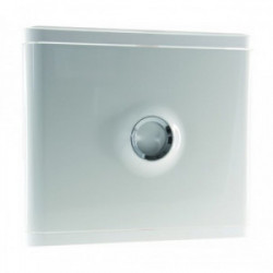 Porte blanche platine disjoncteur de marque LEGRAND, référence: B1266000