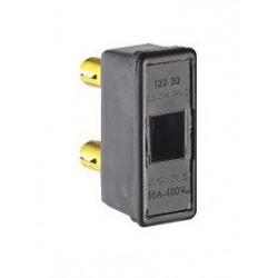 Porte fusible à broche 8,5x31,5 mm de marque LEGRAND, référence: B1277300