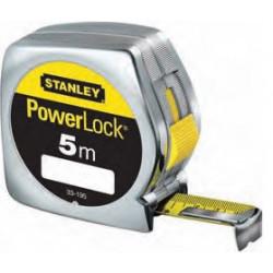 """Mesure """"Powerlock"""" ABS 10 m de marque STANLEY, référence: B1293900"""