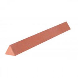 Pierre d'affûtage triangulaire 15 x 150 mm de marque OUTIFRANCE , référence: B1386600