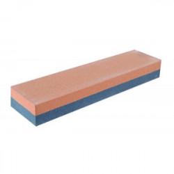 Pierre d'affûtage rectangulaire 100 x 25 x13 mm de marque OUTIFRANCE , référence: B1387000